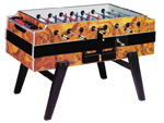 coperto coin op football table