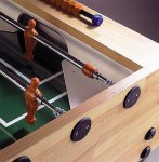 Garlando G5000 Professional Football Table - Telescopic Rods