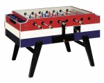 Garlando Red White & Blue Coin Operated Football Table