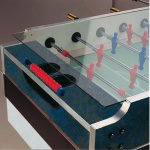 Garlando Outdoor Olympic Coin Op Football Table - Glass Top