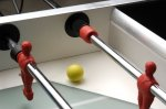 Garlando World Champion Coin Operated Football Table - Moulded Players