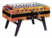 Garlando Coperto De Luxe Coin Operated Football Table