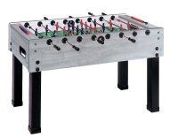 Garlando G500 Oakwood Grey Football Table