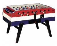 Garlando Red White & Blue Football Table
