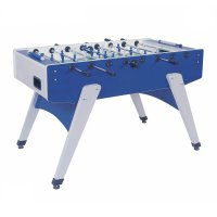 Garlando G2000 Weatherproof Outdoor Blue Football Table