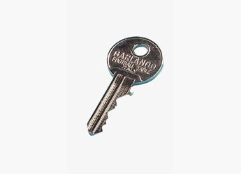 Garlando Coin Operated Football Table Key