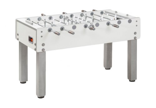 Garlando G500 Pure White Football Table