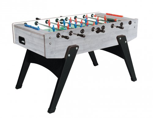 Garlando G2000 Oakwood Grey Stylish Football Table